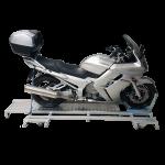 Verschiebeplattform Motorrad